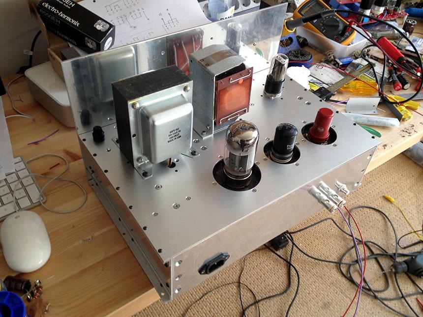 current amp 1